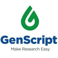 GenScript USA Inc Lab / Facility Logo