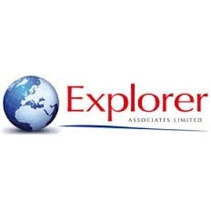 Explorer Associates Lab / Facility Logo