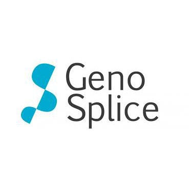 GenoSplice Technology Lab / Facility Logo