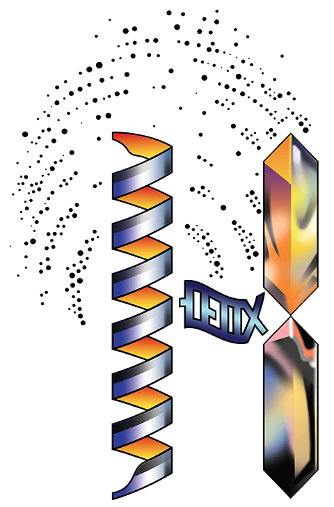 Helix BioStructures LLC Lab / Facility Logo