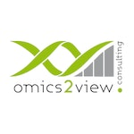 omics2view.consulting GbR Lab / Facility Logo