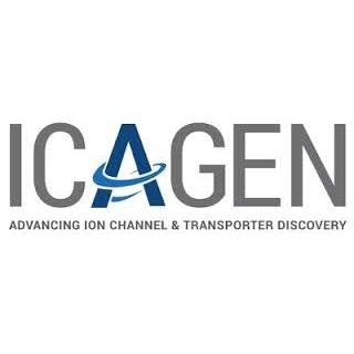 Icagen Lab / Facility Logo