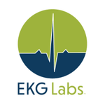 EKG Life Science Solutions Lab / Facility Logo