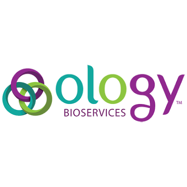Ology Bioservices Lab / Facility Logo