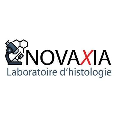 Laboratoire NovaXia Lab / Facility Logo