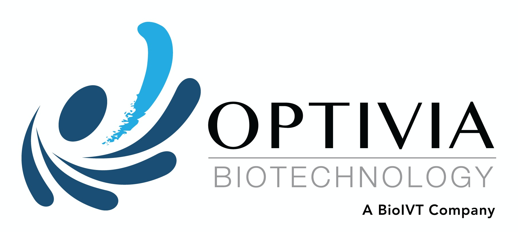 Optivia, A BioIVT Company Lab / Facility Logo
