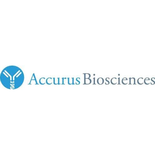 Accurus Biosciences Lab / Facility Logo