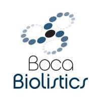 Boca Biolistics, LLC. Lab / Facility Logo