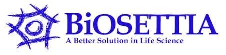 Biosettia, Inc. Lab / Facility Logo