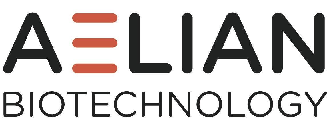 Aelian Biotechnology Lab / Facility Logo