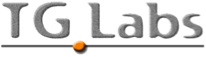TG Labs Lab / Facility Logo