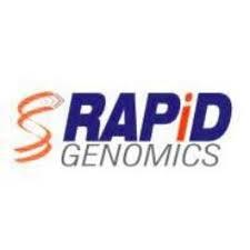 Rapid Genomics Lab / Facility Logo