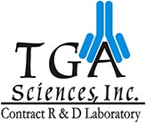 TGA Sciences, Inc. Lab / Facility Logo