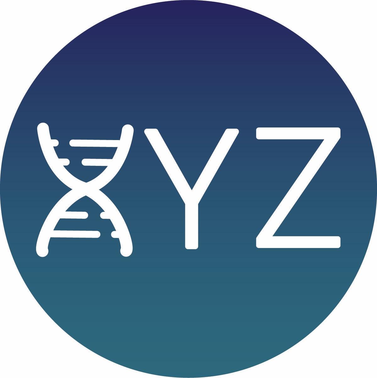 Xyzagen Lab / Facility Logo