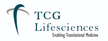 TCG LifeSciences Lab / Facility Logo