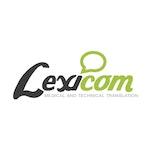 Lexicom Lab / Facility Logo