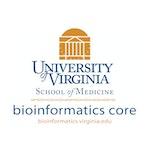 University of Virginia Bioinformatics Core Lab / Facility Logo