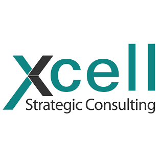 Xcell Strategic Consulting Lab / Facility Logo