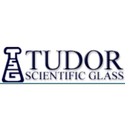 Tudor Scientific Glass Company, Inc. Lab / Facility Logo