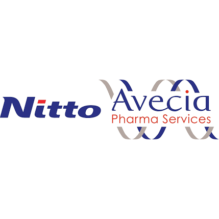 Nitto Avecia Pharma Services Lab / Facility Logo