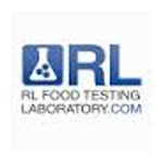 RL Food Testing Laboratory Lab / Facility Logo