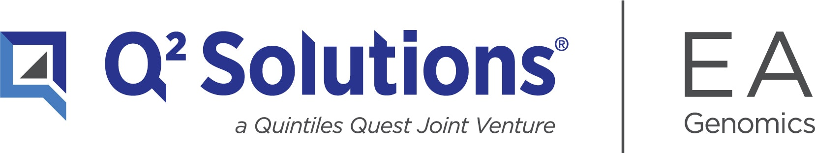 Q Squared Solutions Expression Analysis Lab / Facility Logo
