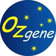 Ozgene Lab / Facility Logo