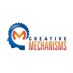 Creative Mechanisms, Inc. Lab / Facility Logo