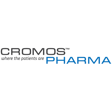 Cromos Pharma Lab / Facility Logo