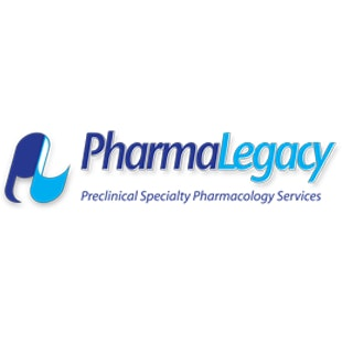 PharmaLegacy Lab / Facility Logo