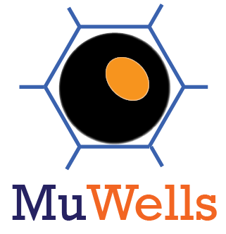MuWells Inc Lab / Facility Logo