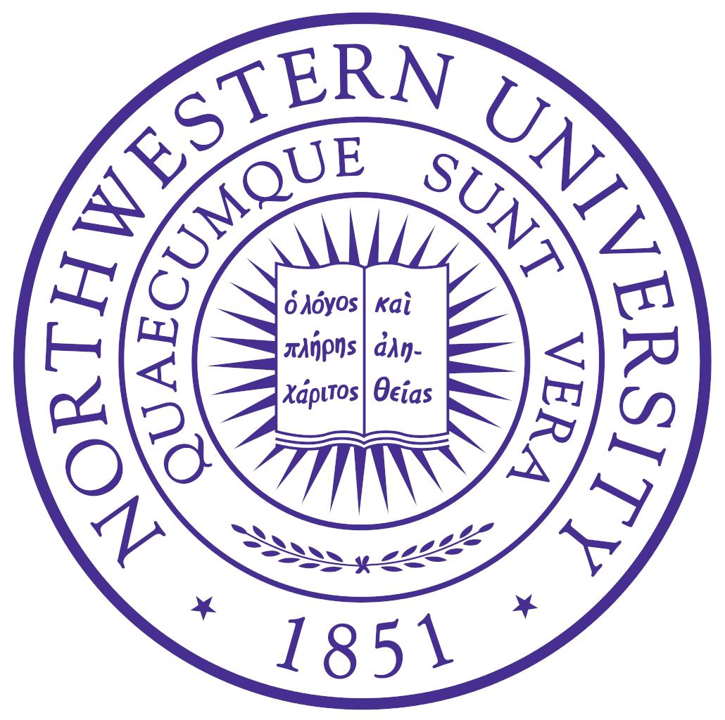 Arsqhcotmavaoprpe0sa northwestern university seal