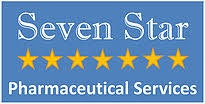 Seven Star Pharmaceutical Services Lab / Facility Logo