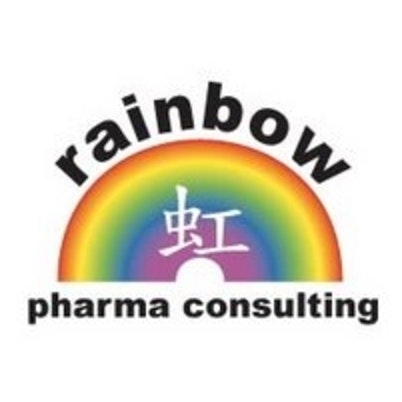 Rainbow Pharma Consulting Lab / Facility Logo