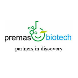 Premas Biotech Lab / Facility Logo