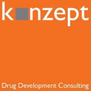 Konzept Drug Development Consulting Lab / Facility Logo