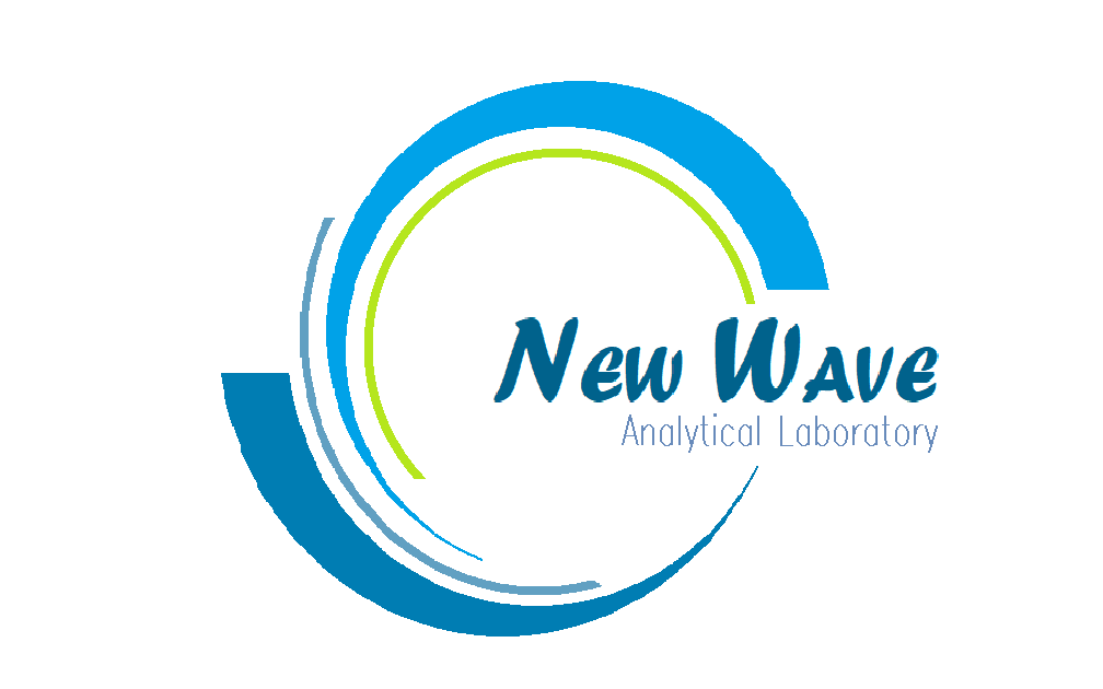 NewWave Analytical Laboratory Lab / Facility Logo
