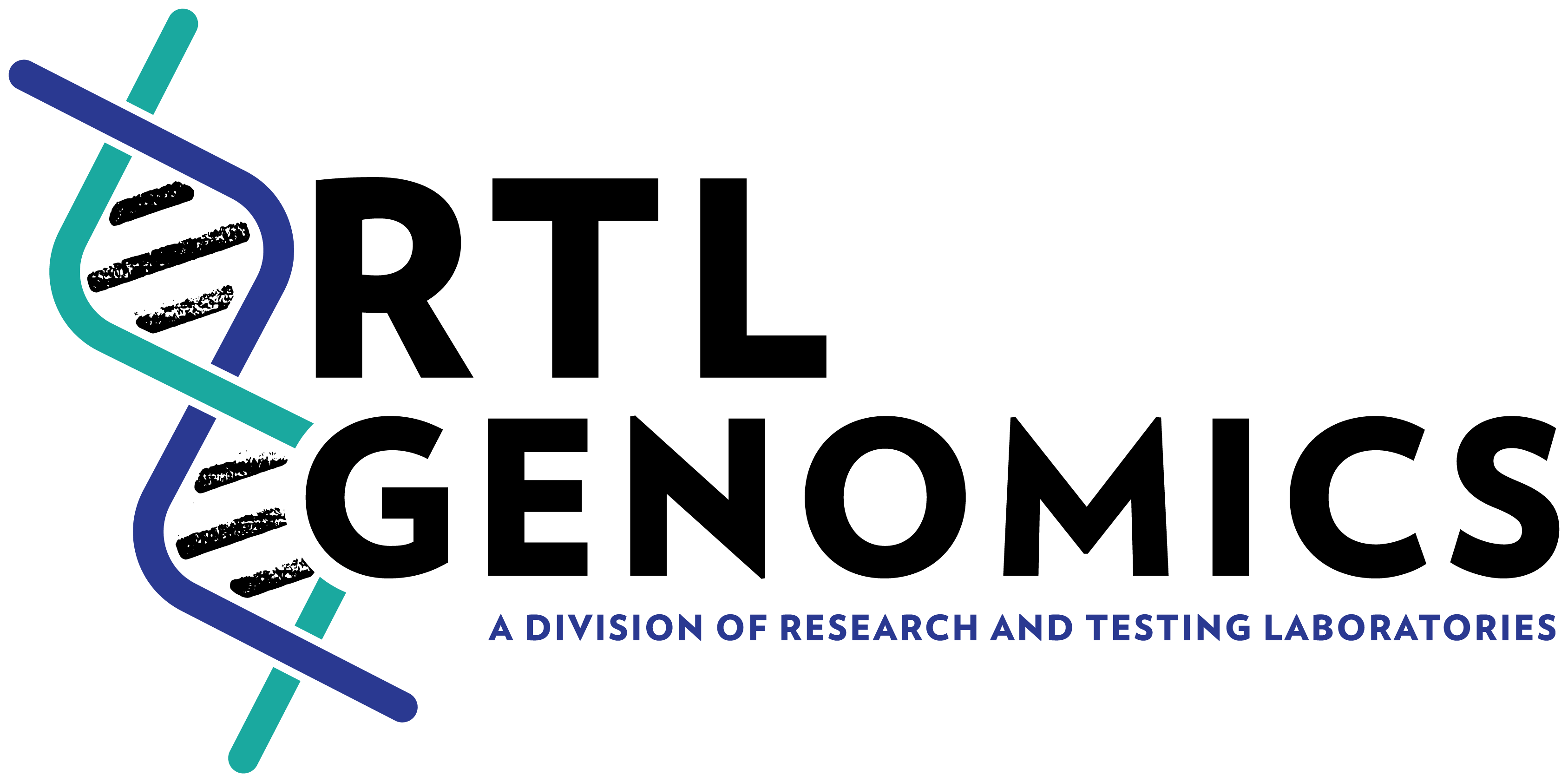 RTLGenomics Lab / Facility Logo