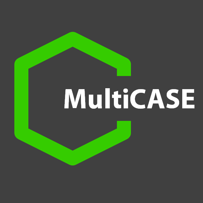 MultiCASE, Inc. Lab / Facility Logo