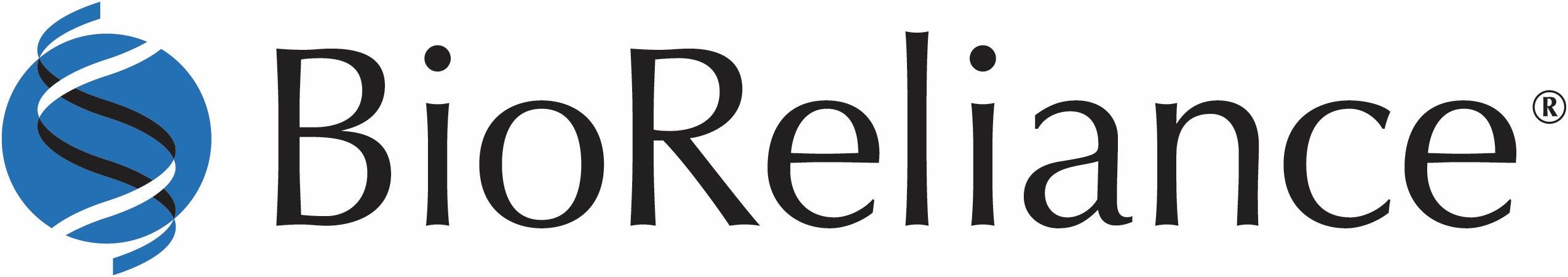 BioReliance Lab / Facility Logo