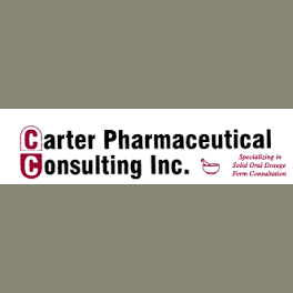 Carter Pharmaceutical Consulting Inc. Lab / Facility Logo
