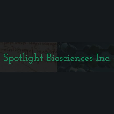 Spotlight Biosciences, Inc. Lab / Facility Logo