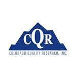 Colorado Quality Research Inc Lab / Facility Logo