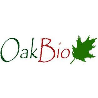 Oakbio Incorporated Lab / Facility Logo