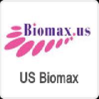 US Biomax, Inc. Lab / Facility Logo