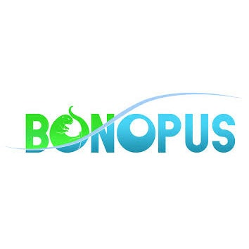 Bon Opus Biosciences Lab / Facility Logo
