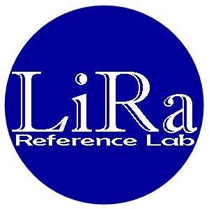 LiRa Reference Lab Lab / Facility Logo