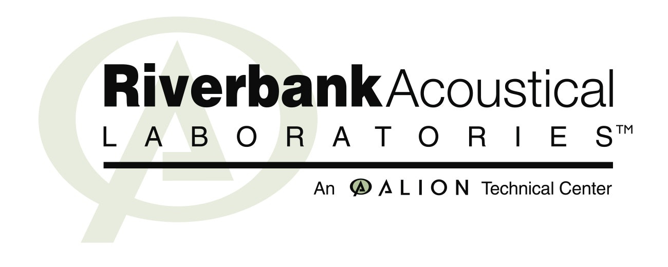 Riverbank Acoustical Laboratories (Alion Science) Lab / Facility Logo
