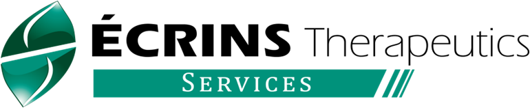 Ecrins Therapeutics Services Lab / Facility Logo