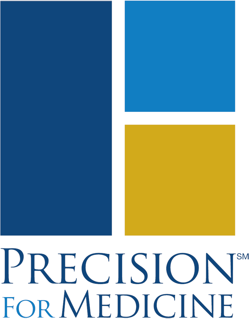 Precision for Medicine Lab / Facility Logo
